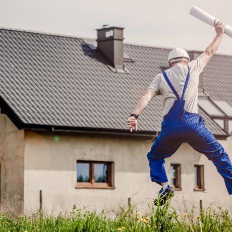 屋根の種類と修理の方法