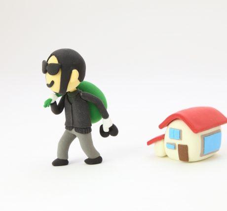 空き巣に注意!お家の防犯対策は大丈夫?入門編