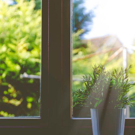 窓をキレイに!結露対策