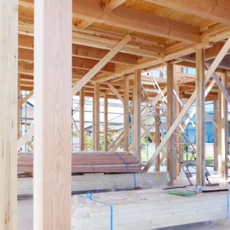 基礎づくり~完成まで!木造住宅ができるまで