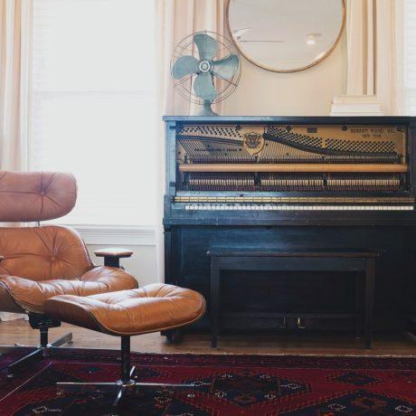 ピアノのための住宅リフォーム