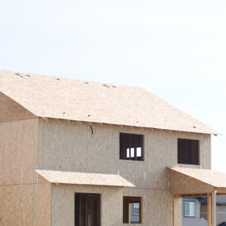 屋根材を支える野地板とは?